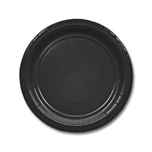 Black-PaperDinner-Plate7