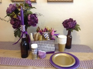 Simply Purple Party Box
