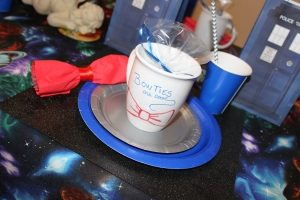Simply Doctor Who Party Box